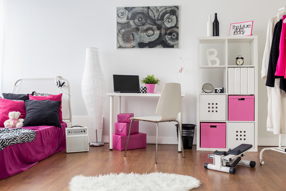 dicas de decora o para quarto de adolescente. Black Bedroom Furniture Sets. Home Design Ideas