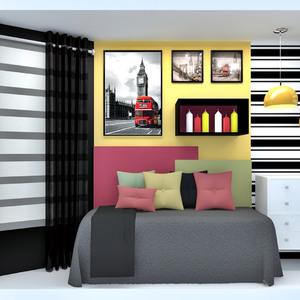 Projeto de dormit rio com estilo hype leroy merlin - Dormitorios leroy merlin ...