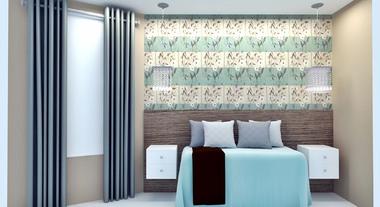 Dormitório com estilo tradicional - Gerson Dutra de Sá