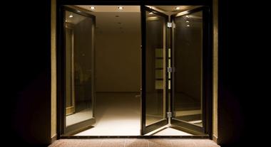 Especificações de portas sanfonadas