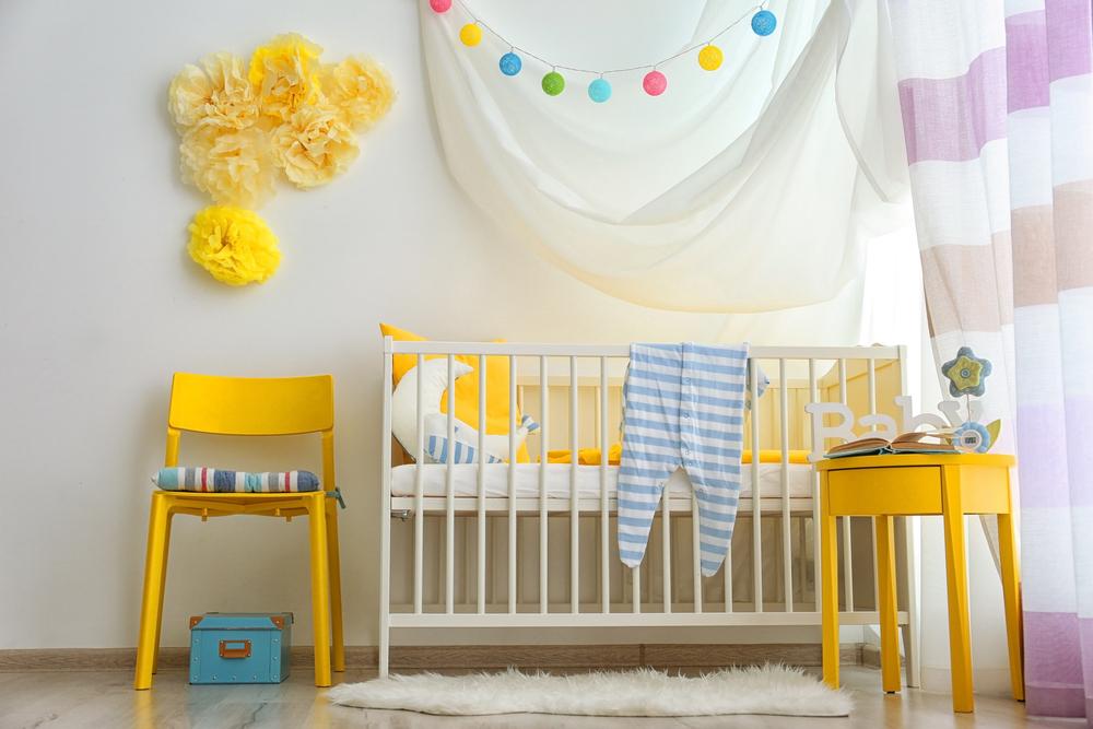 1749ceae1 Fuja do óbvio: escolha entre opções de cor para quarto de bebê além do rosa