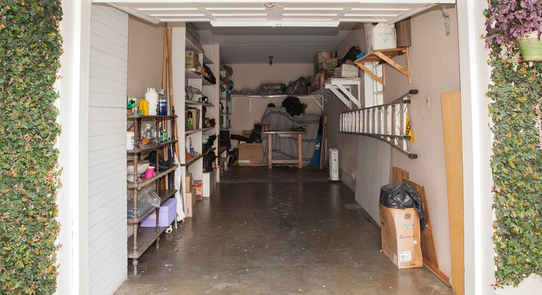 Transformação da garagem