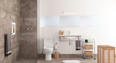 Garanta mais conforto no banheiro com os misturadores monocomando