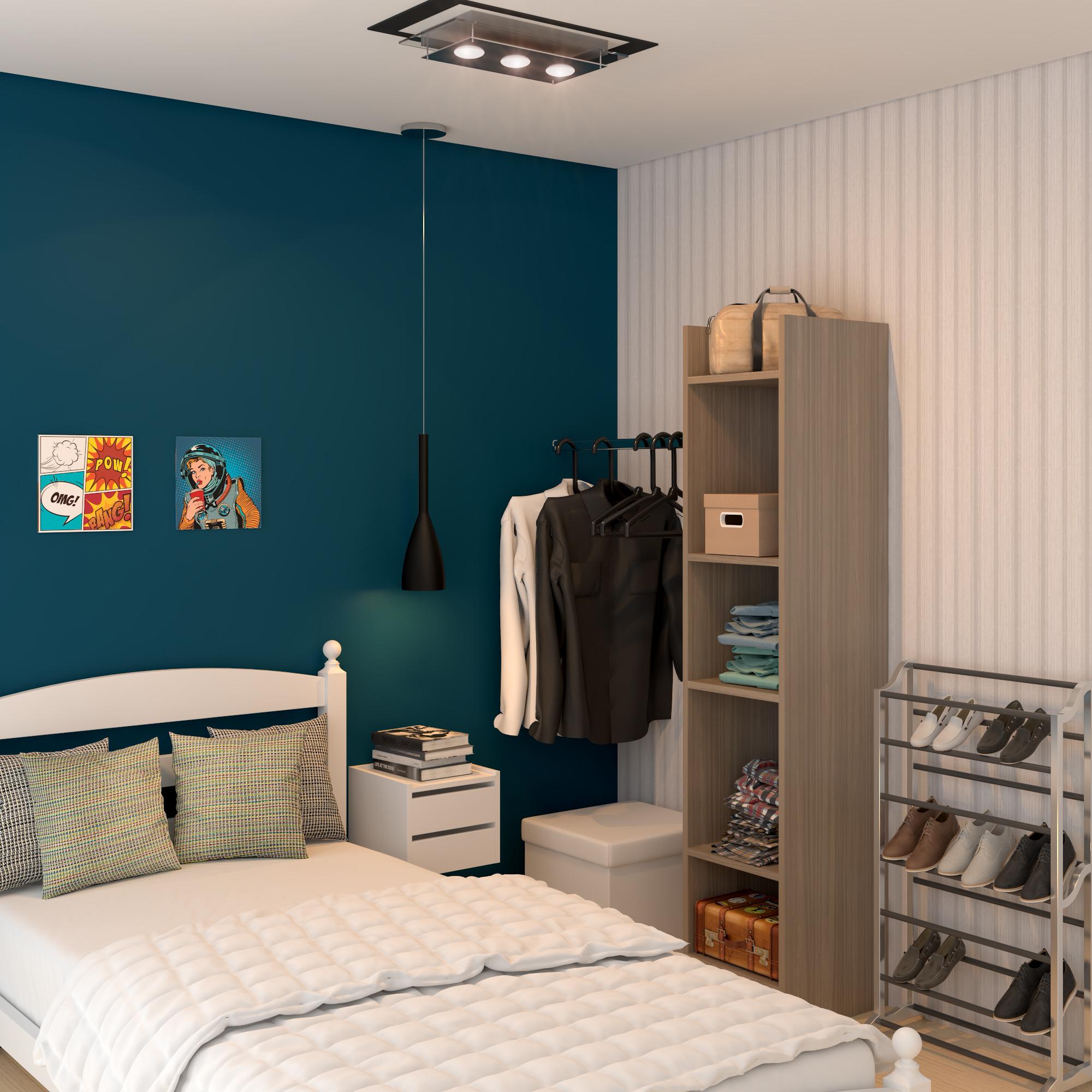 Guarda roupa pr tico e barato - Papel para paredes baratos ...