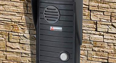 Interfones facilitam a comunicação com o lado externo da casa