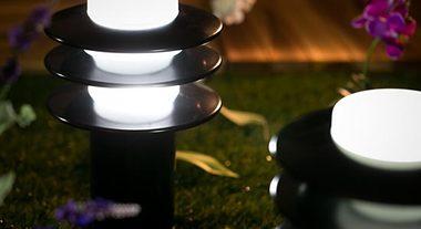Invista em iluminação para ambientes externos