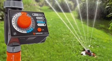 Irrigação integrada garante rega correta e sustentável