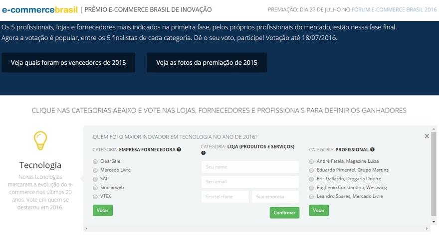 Passo 5-Como votar