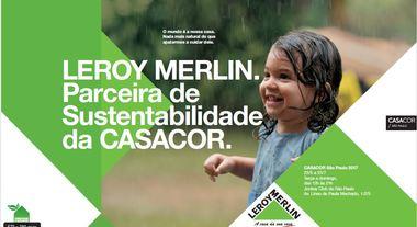 Leroy Merlin e CASACOR