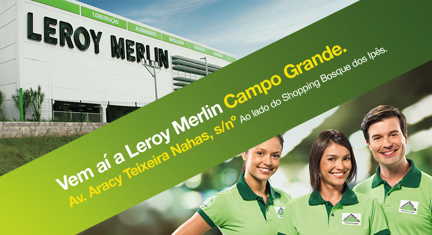 Leroy Melrin Campo Grande