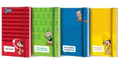 Cadernos da Turma da Mônica