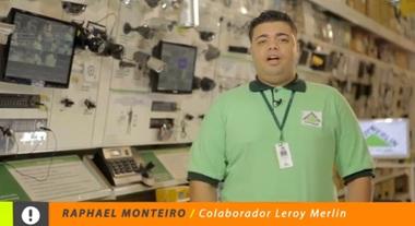 Linha de Sistemas de Segurança da Leroy Merlin