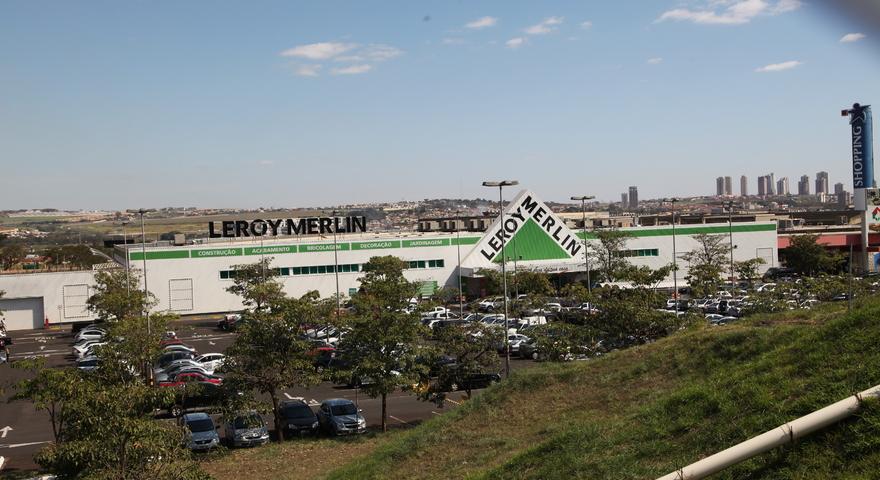 Loja Ribeirão Preto SP - Leroy Merlin  6f4fb68a656