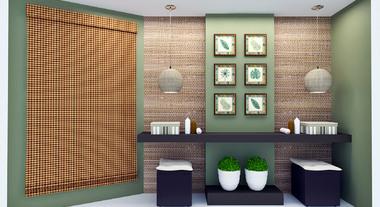Lounge com estilo natural - Gerson Dutra de Sá