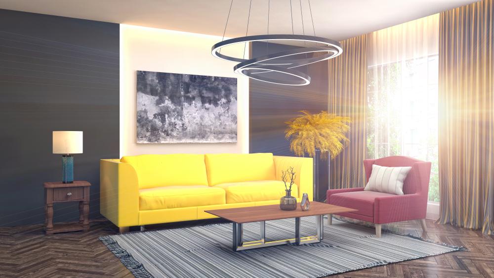 Lustres para sala: 5 ideias de inspiração que vão do clássico ao moderno e são a cara de 2018