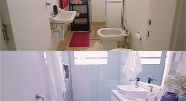 O antes e depois de 20 ambientes transformados com produtos da Leroy Merlin