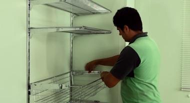O Closet Ideal: Linha Casa Fácil - Leroy Merlin