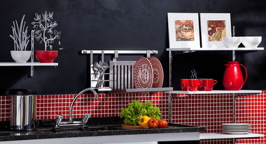 O modelo ideal de pia e cuba para cozinha