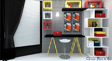 Office com estilo Hype - Gerson Dutra de Sá