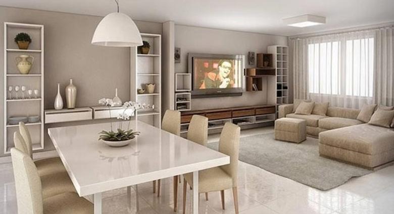 Organizaç u00e3o e decoraç u00e3o confira 10 ambientes com nichos Leroy Merlin # Curso Tecnico Em Decoração De Ambientes