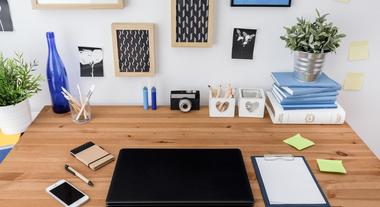 Organizador de mesa: os 5 modelos que você precisa ter para manter um escritório impecável