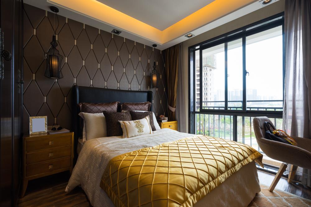 Papel de parede para quarto de casal: 4 ideias para escolher o que combina com o estilo de vocês