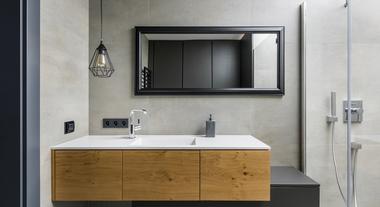 Pia de banheiro: descubra a altura padrão e os acessórios que você precisa para instalar a sua