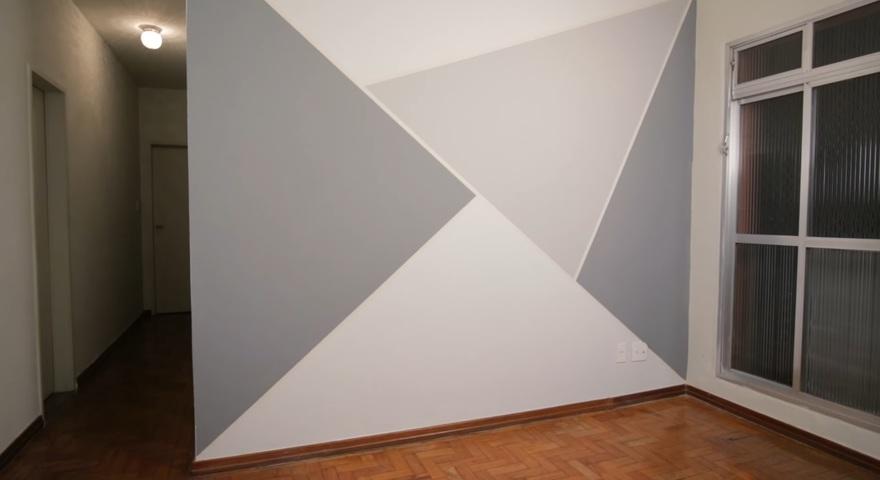 Sala de jantar com parede colorida leroy merlin - Tendencias en pintura de paredes ...