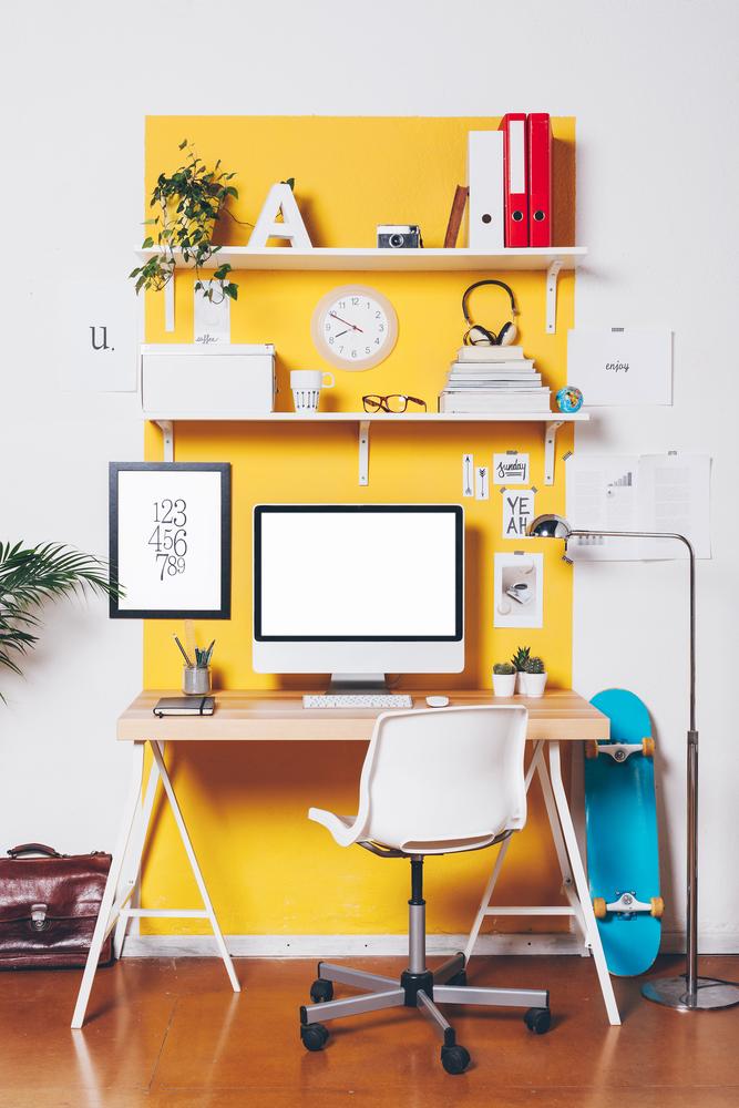 prateleiras para quarto cozinha e sala veja onde instalar. Black Bedroom Furniture Sets. Home Design Ideas