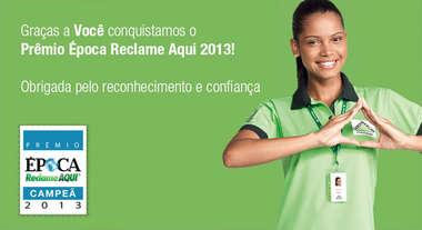 Prêmio ÉPOCA Reclame AQUI As melhores empresas para o consumidor 2013