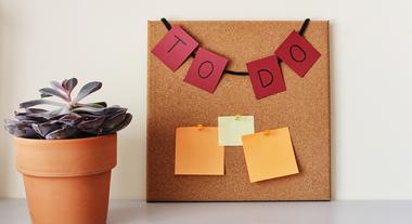 Quadros de aviso: veja modelos criativos e dicas de como usar para organizar a rotina