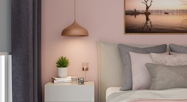Quarto Rose Gold