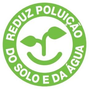 Reduz Poluição do Solo e da Água
