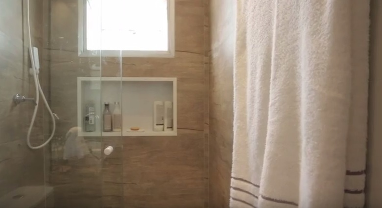 Reforma de banheiro aconchegante leroy merlin for Reforma piso pequeno