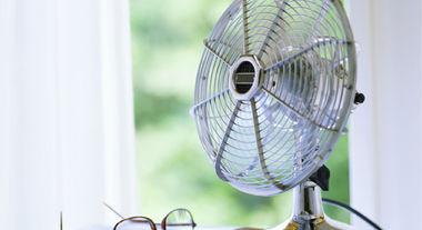 Refresque os ambientes com ventiladores