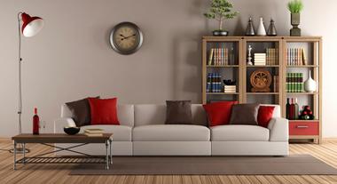 Renovando a casa com capas de almofadas
