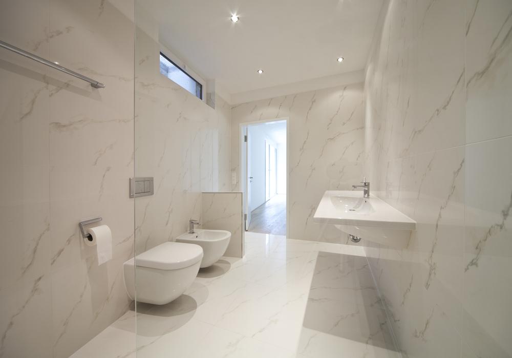 Revestimento para banheiro: opções que você pode molhar e se adaptam ao ambiente