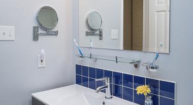 Saiba como agregar espelhos à decoração de seu banheiro