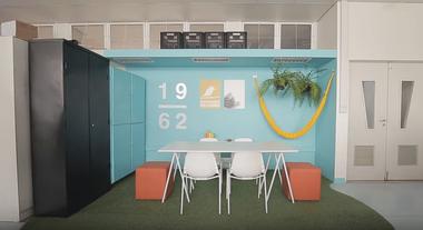 Sala de descompressão: aprenda o que é e como é possível aplicar no seu escritório