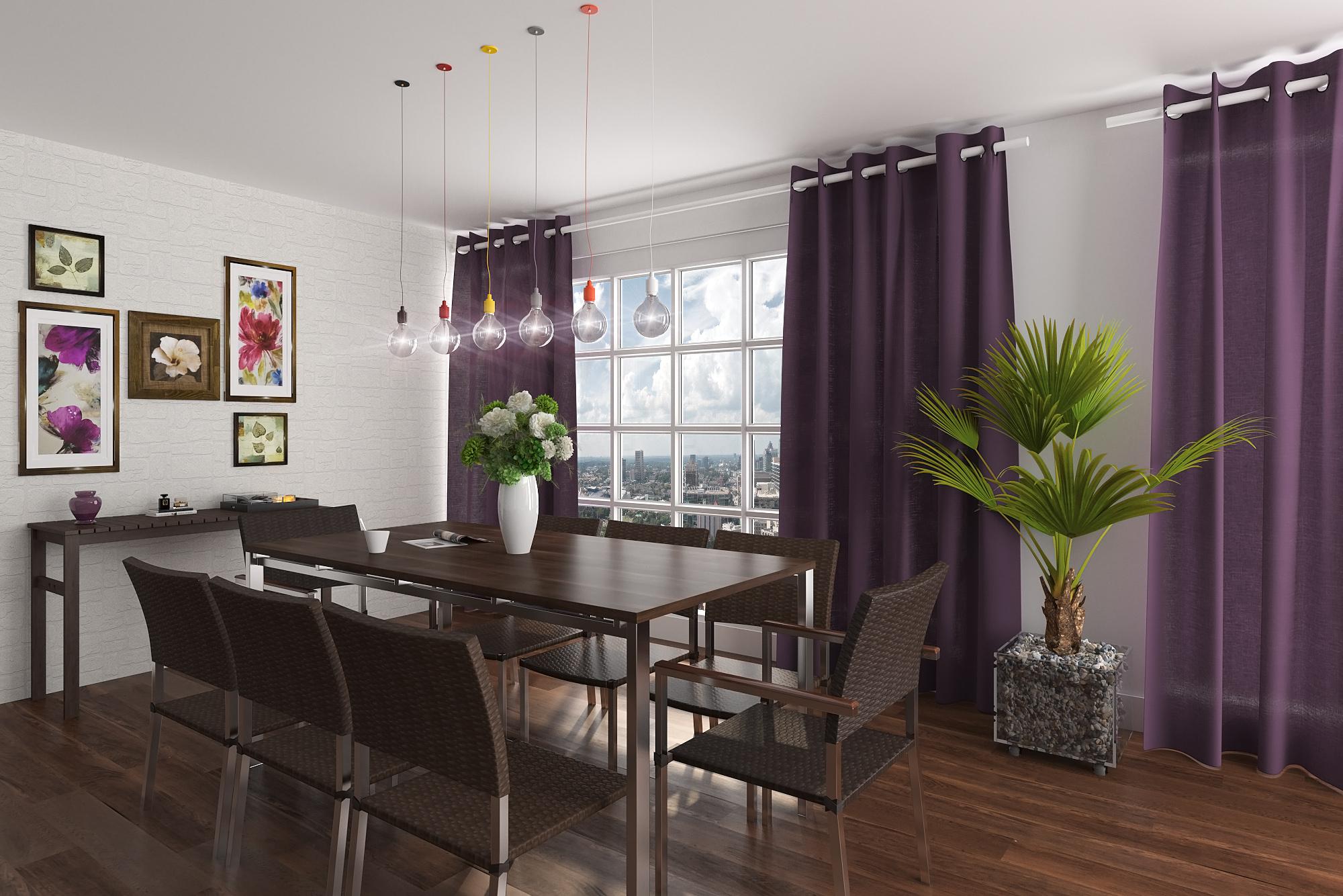 Sala De Jantar Decorada Leroy Merlin -> Sala De Estar Ambientes Decorados