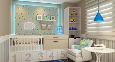 Segurança infantil: babá eletrônica, grade para cama e tudo o que você precisa para proteção do quarto de bebê