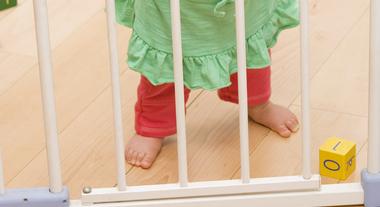 Segurança infantil começa dentro de casa