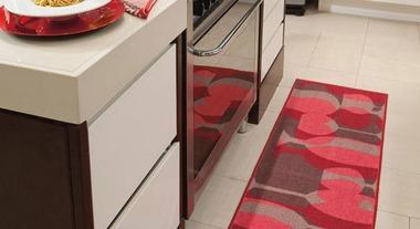 Tapetes de cozinha apresentam inúmeras funcionalidades