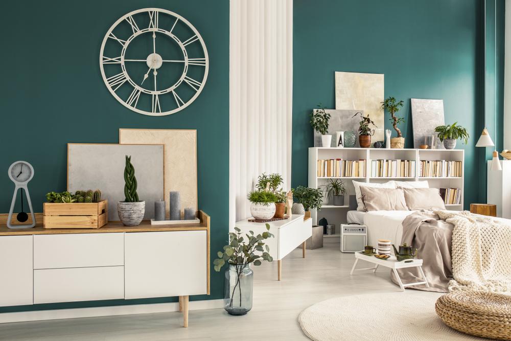 Tend ncia de cores para casas 2018 tons para pintura de for Pintura de interiores de casas salas