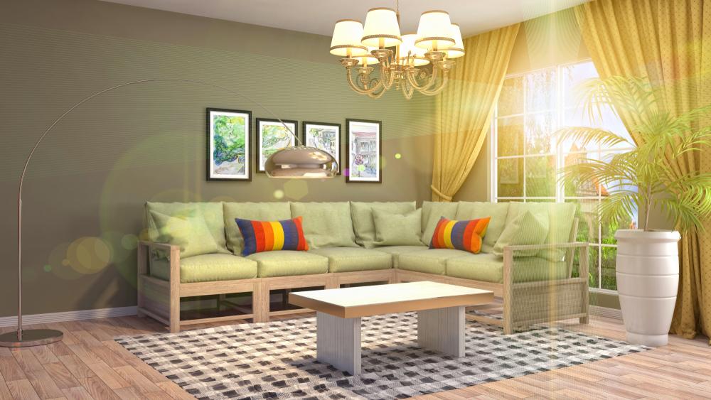 Tendencias pintura paredes finest la tendencia del color block pintura paredes reformas hogar - Tendencias en pintura de paredes ...