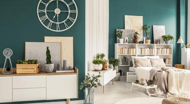Tendência de cores para casas 2018: os tons para a pintura de paredes para sala, quarto e até parte externa que estão fazendo sucesso