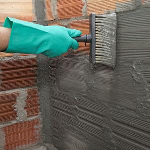 Tire suas d vidas sobre a aplica o de impermeabilizantes - Impermeabilizar paredes interiores ...