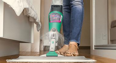 Torne a limpeza mais simples com o uso de mops