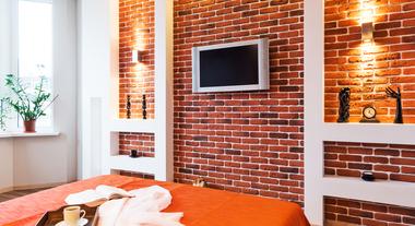Tudo o que você precisa saber na hora de escolher o revestimento de parede