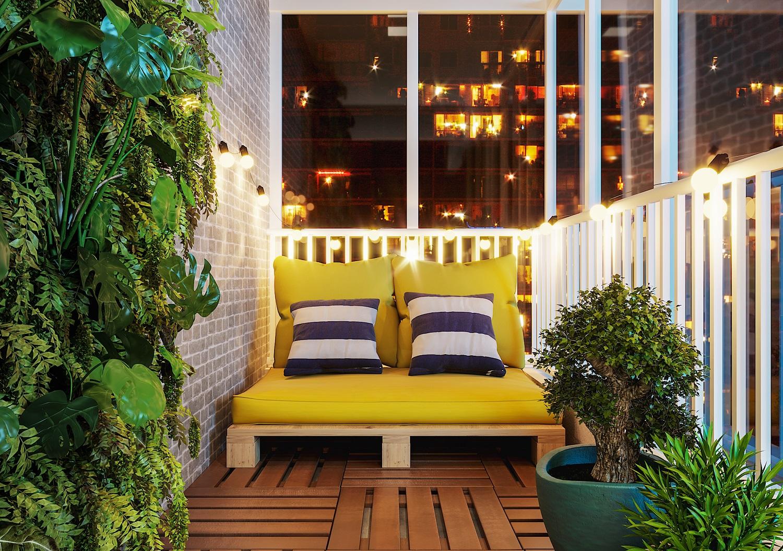 5 Dicas para decorar uma varanda pequena - White Express ...